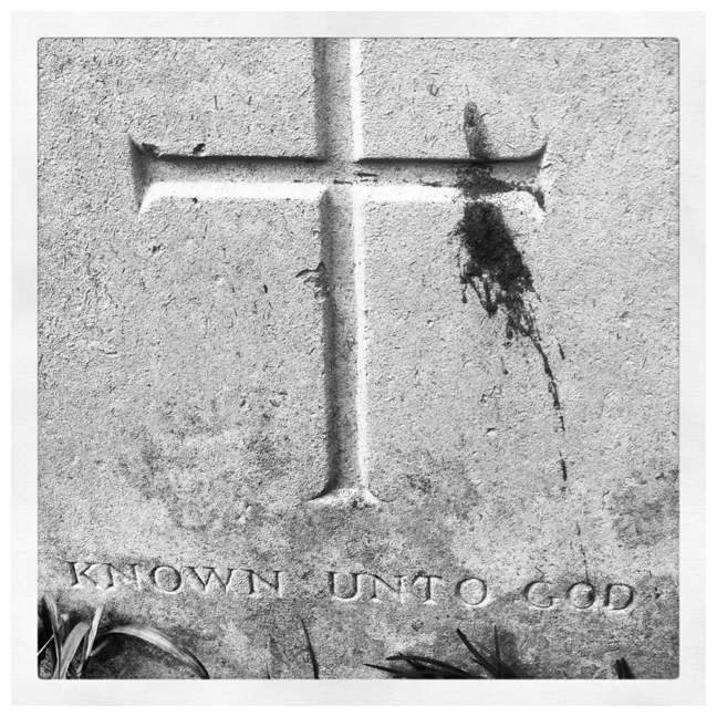 Known unto God Ieper